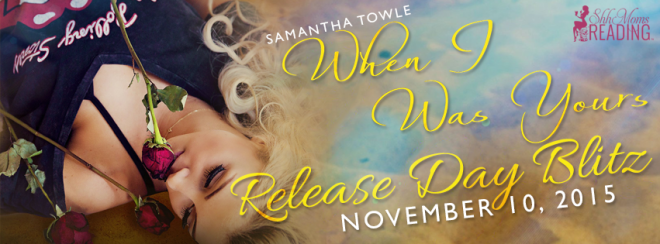 When I Was Yours RDL Banner
