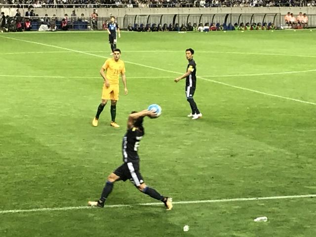 ワールドカップ日本代表戦