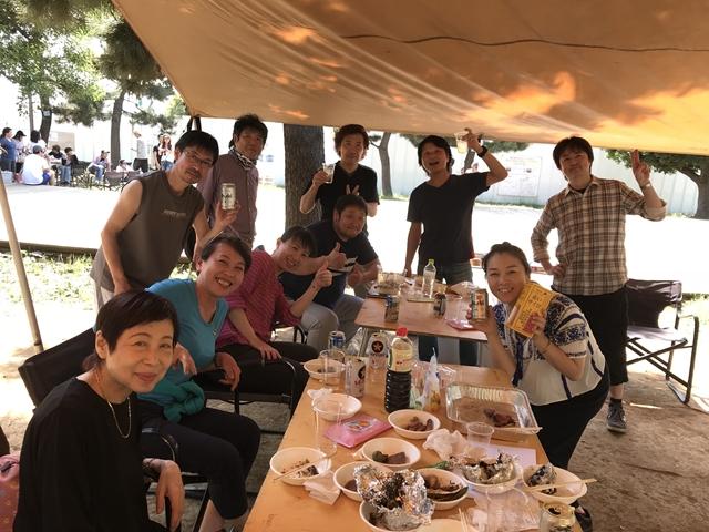 潮風公園BBQ