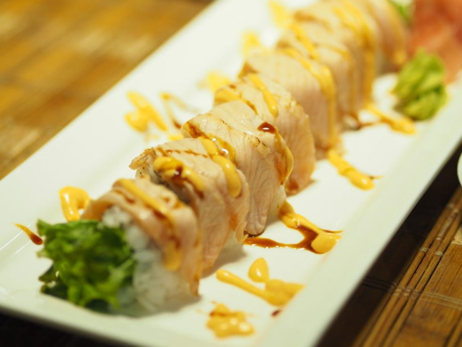 ベトナムホイアンのVy's Market Restaurantで食べたお寿司