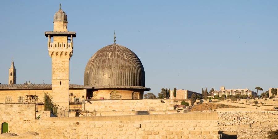 Мечеть Аль-Акса, Старый Иерусалим, Израиль