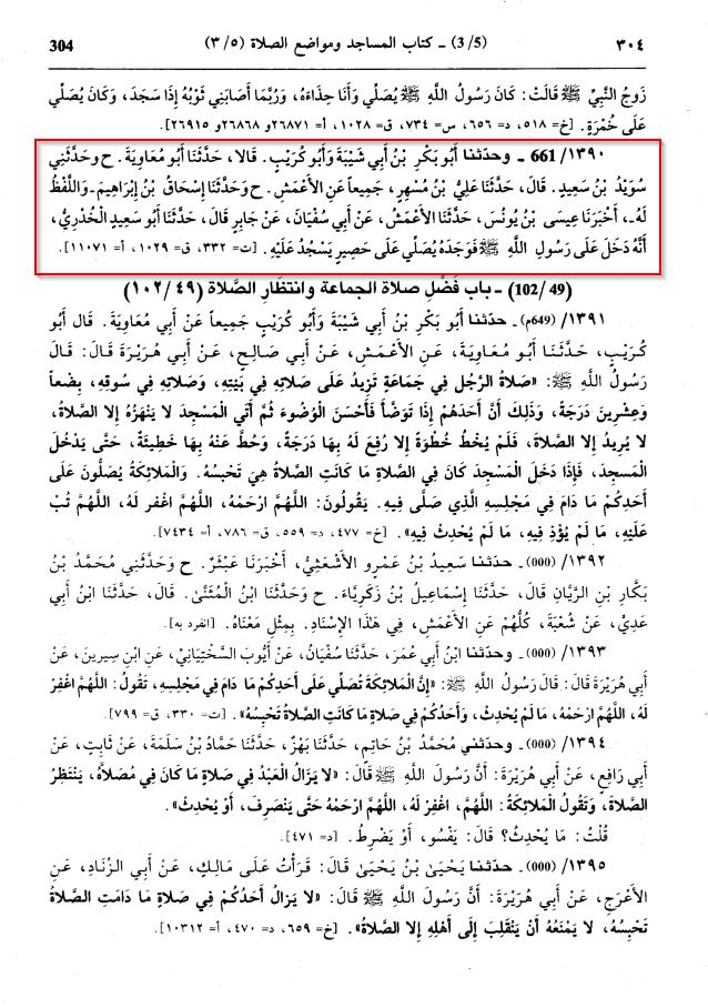 Муслим, «Ас-Сахих»
