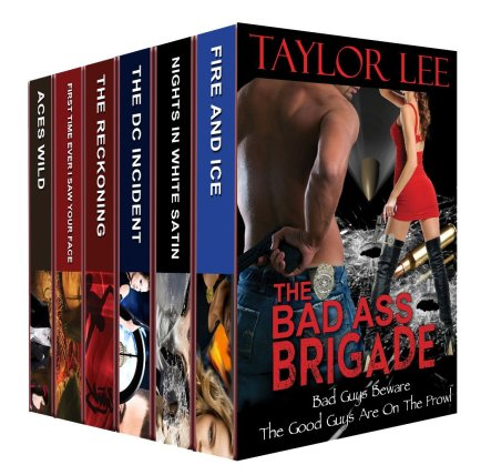Free Kindle Book: The Bad Ass Brigade Boxed Set