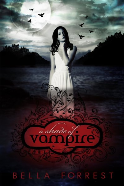A Shade of Vampire by Bella Forest on sale for Halloween