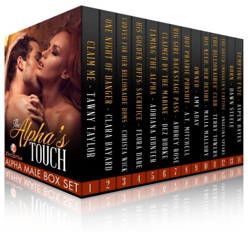 Extended Cyber Monday Ebook Deals: The Alpha's Touch (14 Book Bundle)