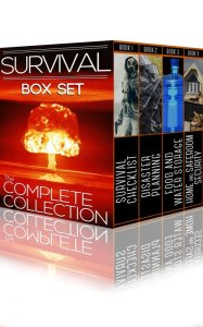 Five Free Kindle Books: Survival Complete Boxed Set available free for limited time on Kindle