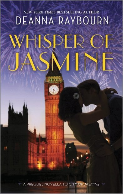 Whisper of Jasmine by Deanna Rayborn available free for limited time on Nook and KIndle