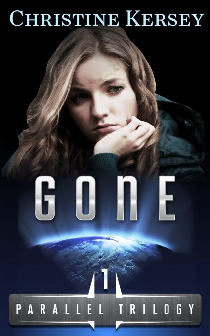 Free YA Ebooks: Gone by Christine Kersey available free for limited time on Nook and Kindle