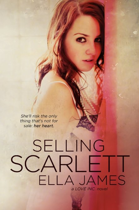Selling Scarlet by Ella James available free for limited time on Nook and Kindle