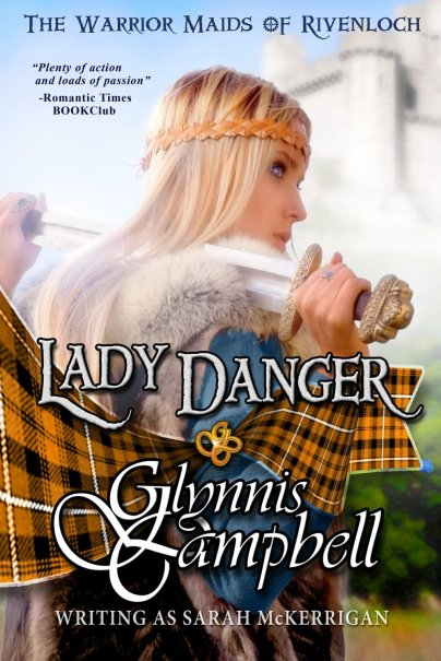 Lady Danger by Glynnis Campbell available free for limited time on Nook and Kindle
