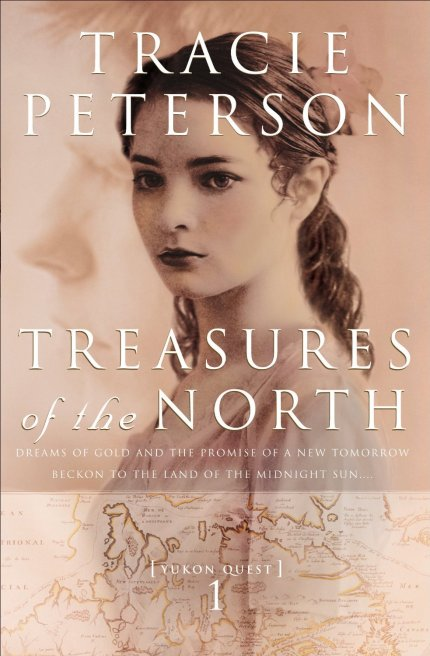 Treasures of the North by Tracie Peterson available free for limited time on Nook and Kindle