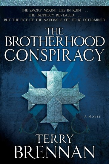 The Brotherhood Conspiracy by Terry Brennan available free for limited time on Nook and Kindle