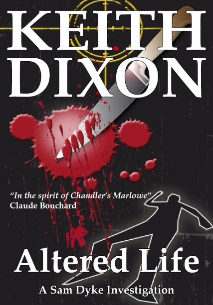 Altered Life by Keith Dixon available free for limited time on Nook and Kindle