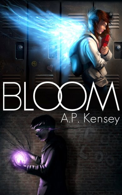 Bloom by AP Kensey available free for limited time on Nook and Kindle