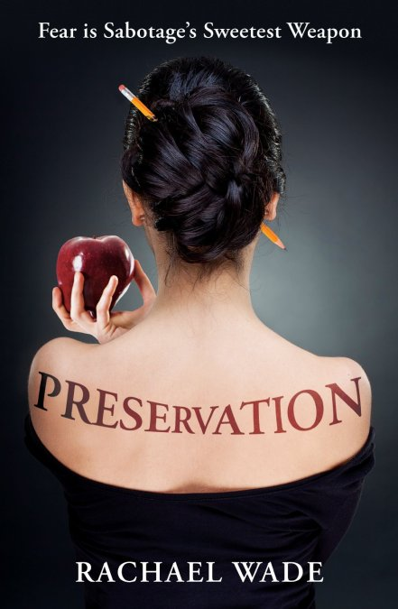 Preservation by Rachael Wade available free for limited time on Nook and Kindle