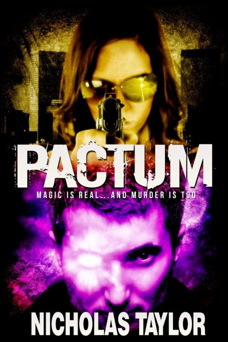 Pactum by Nicholas Taylor available free for limited time on Nook and Kindle