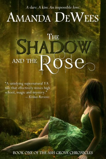 The Shadow and the Rose by Amanda DeWees available free for limited time on Nook and Kindle