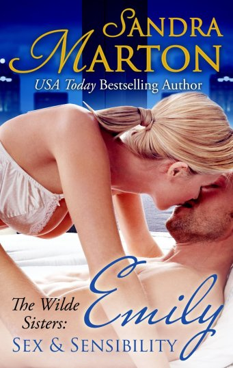 Emily: Sex and Sensibility by Sandra Marton available free for limited time on Nook and Kindle