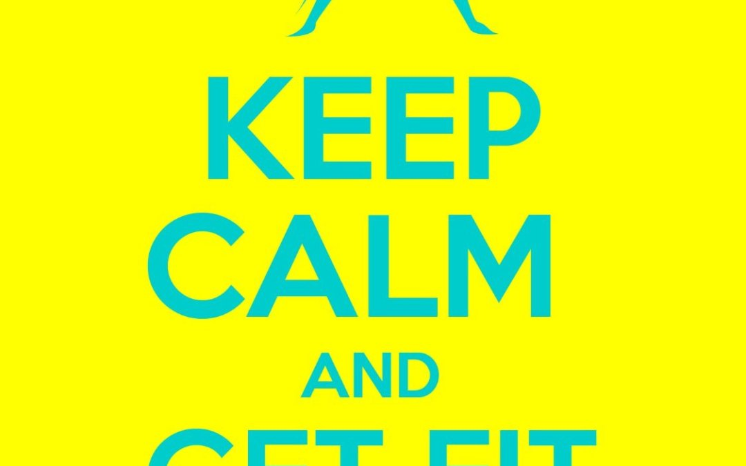 Free Kindle Book: Keep Calm and Get Fit by Little Pearl
