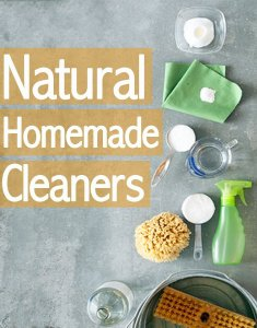 Natural Homemade Cleaners available free for limited time on Kindle