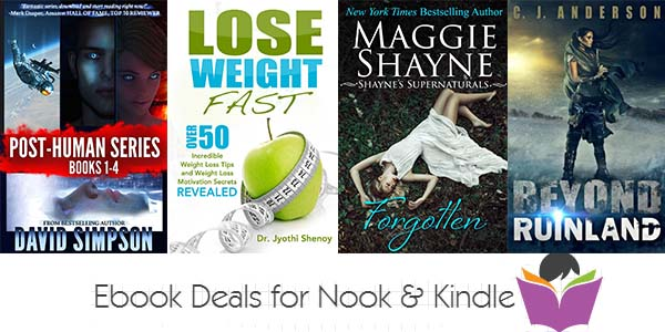 5/27 Afternoon Block Free & Bargain Ebook Deals