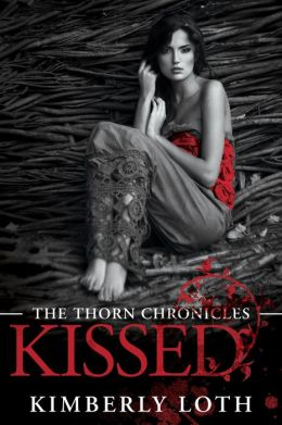 Kissed by Kimberly Loth available free for limited time on Nook and Kindle
