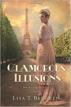Glamorous Illusions by Lisa T Bergren available free for limited time on Kindle and Nook