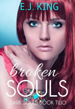 Broken Souls by EJ King available free on Nook for limited time