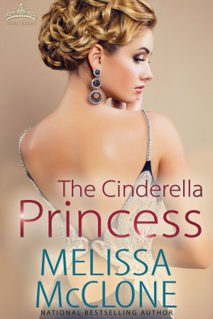 The Cinderella Princess by Melissa McClone available free for limited time on Nook and Kindle