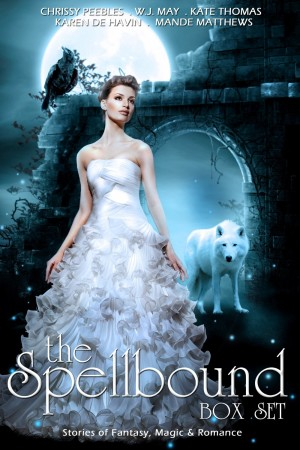 The Spellbound Bound Box Set (7 books) available free for limited time on Nook and Kindle