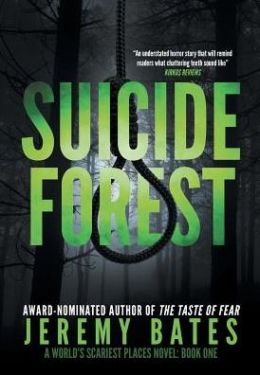 Suicide Forest by Jeremy Bates available free for limited time on Kindle