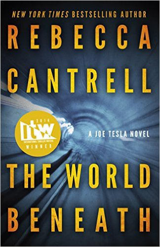 The World Beneath by Rebecca Cantrell available free for limited time on Kindle