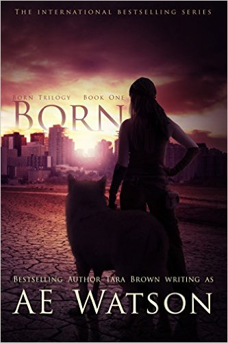 Born by AE Watson available free for limited time on Nook and Kindle