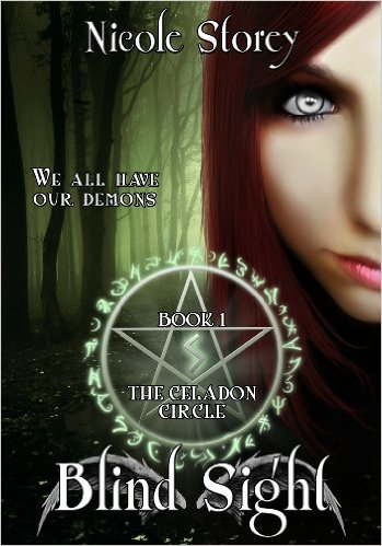 Blind Sight by Nicole Storey available free for limited time on Kindle