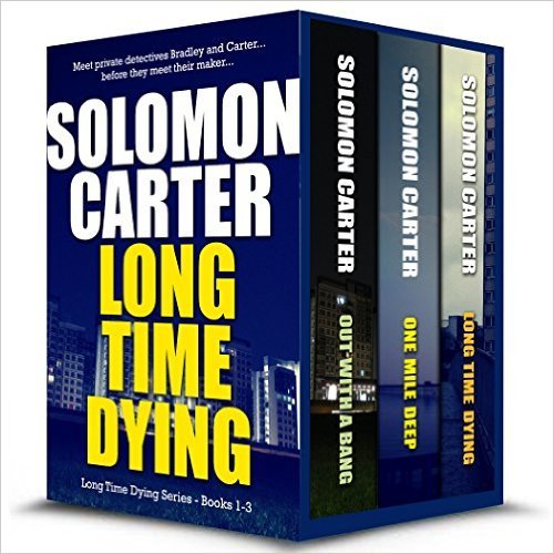 Long Time Dying boxed set by Solomon Carter available free for limited time on Nook and Kindle