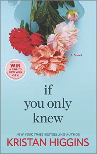 If you only knew by Kristan Higgins available free for limited time on Nook