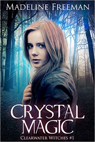 Crystal Magic by Madeline Freeman available free for limited time on Nook and KIndle