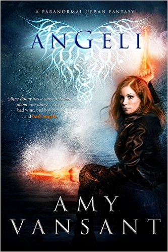 Angeli by Amy Vansant available free for limited time offer on Kindle