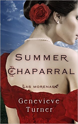 Summer Chaparral by Genevieve Turner available on Nook and Kindle