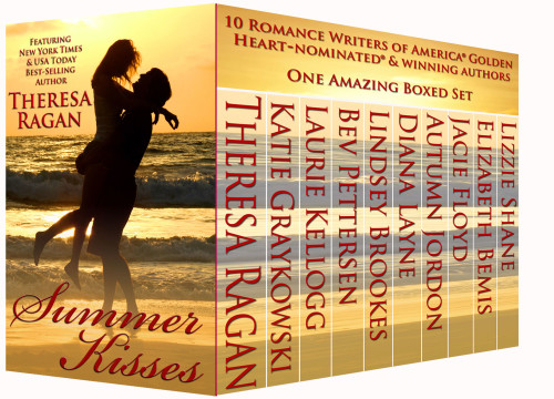 Summer Kisses Boxed Set by 10 bestselling authors