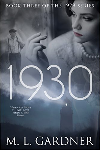 1930 by ML Gardner available free for limited time on Kindle