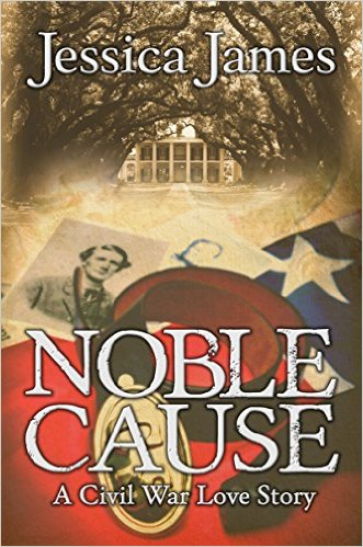 Noble Cause by Jessica James available free for limited time on Nook and KIndle