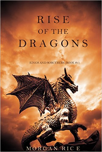 Rise of the Dragons by Morgan Rice available free for limited time on Kindle
