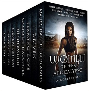 Women of the Apocalypse collection available on Nook and Kindle for only $0.99