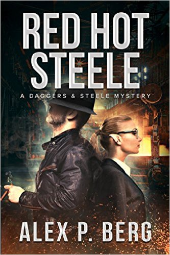 Free Kindle deal: Red Hot Steele by Alex P Berg
