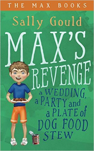Max's Revenge by Sally Gould available free for limited time on Nook and Kindle