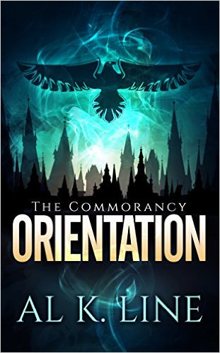 Free Dystopian eBook: Orientation by Al K. Line available free for limited time on Nook and Kindle