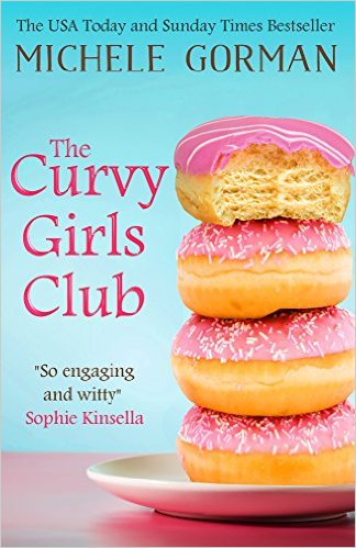 99¢ Kindle Deal: The Curvy Girls Club by Michele Gorman