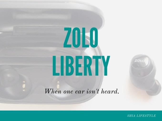 Zolo Liberty リセット, Zolo Liberty 片耳 聞こえない
