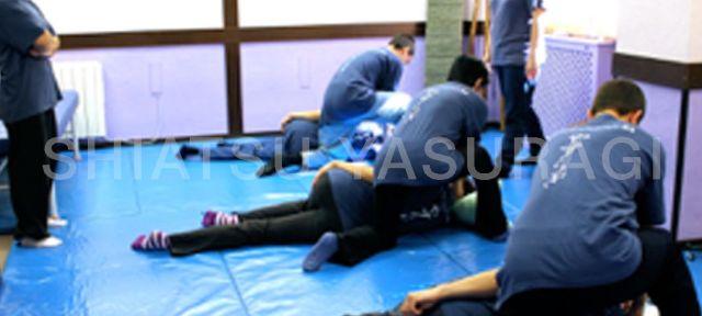 shiatsu curso grupos reducidos